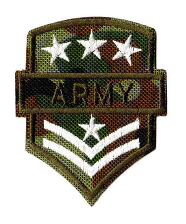 Bild på ARMY Badge 3