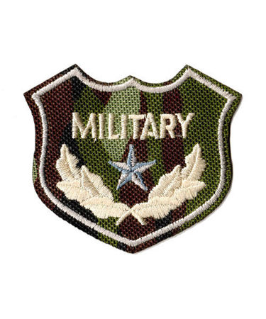 Bild på Military Badge 2
